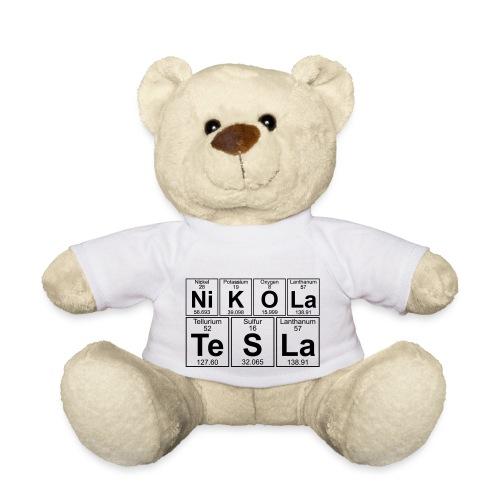 Ni-K-O-La Te-S-La (nikola_tesla) - Full - Teddy Bear