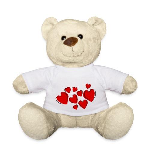 hearts herzen - Teddy