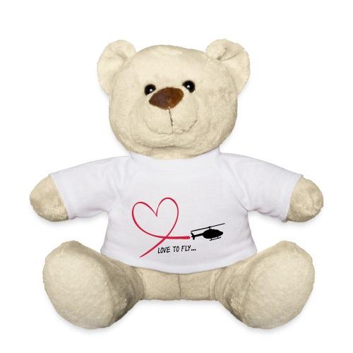 love_to_fly_jet_ranger - Teddy
