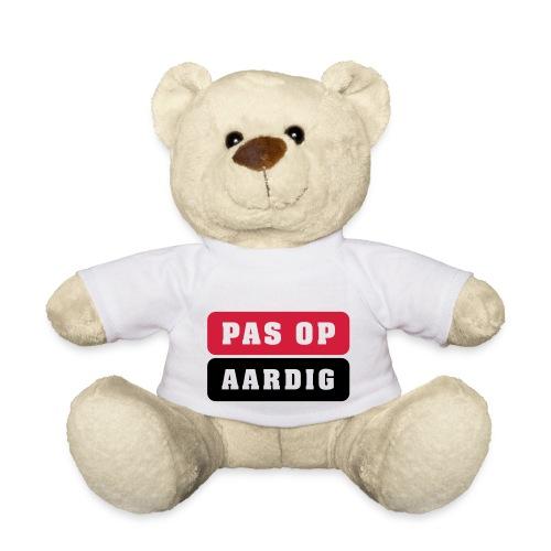 03 on white - Teddy