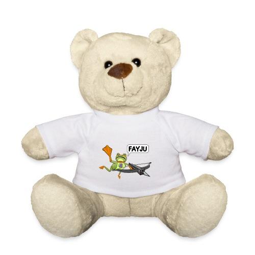 Amazing Frog Crossbow - Teddy Bear