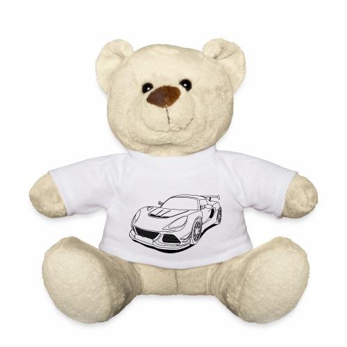 cool car outlines - Teddy Bear
