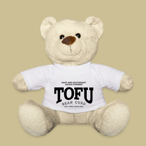 Tofu (black) - Teddy