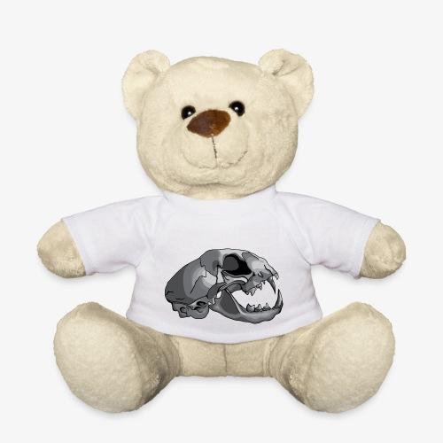 cat skull - Teddy Bear