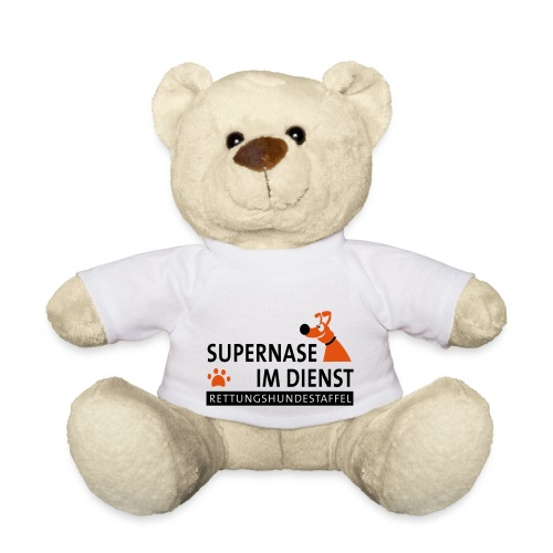 Supernase im Dienst - Teddy