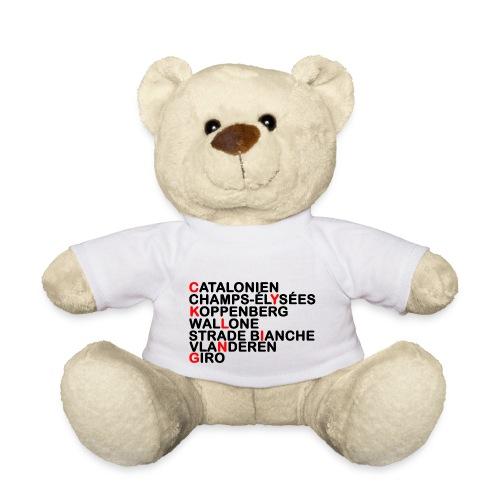 CYKLING - Teddybjørn