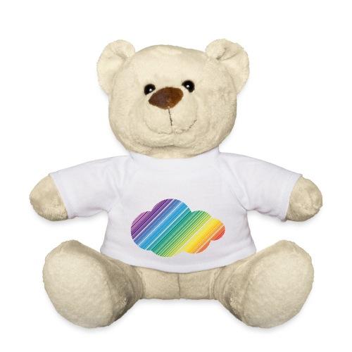 Regnbågsmoln - Nallebjörn