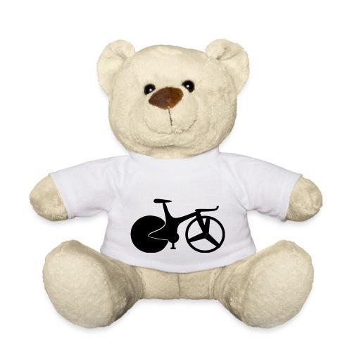 90s bike black - Teddy Bear