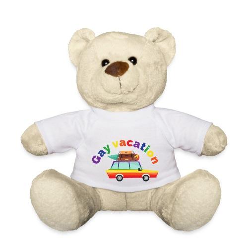 Gay Vacation   LGBT   Pride - Teddy