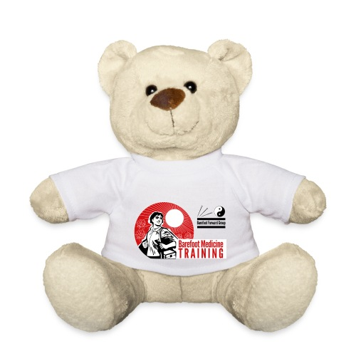 Barefoot Forward Group - Barefoot Medicine - Teddy Bear