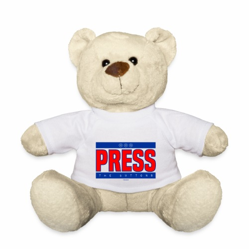 Press the buttons - Teddy