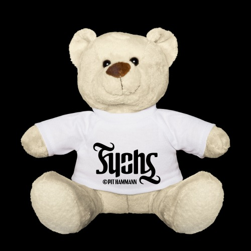 Ambigramm Fuchs 01 Pit Hammann - Teddy