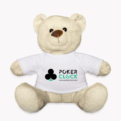 Poker Clock Logo - Teddy