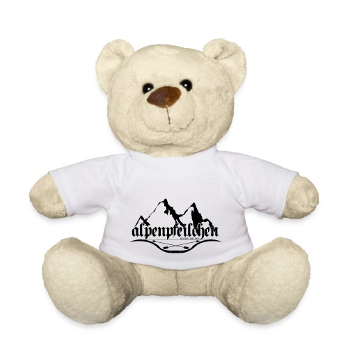 Alpenpfeilchen - Logo - Teddy