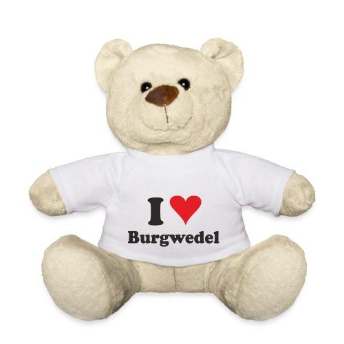 I Love Burgwedel - Teddy