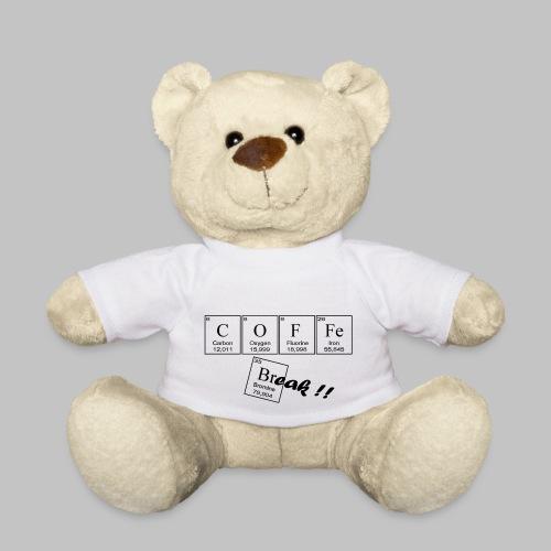 Coffee Break - Teddy Bear