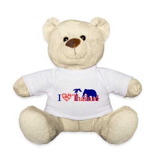 I love Thailand - Teddy Bear