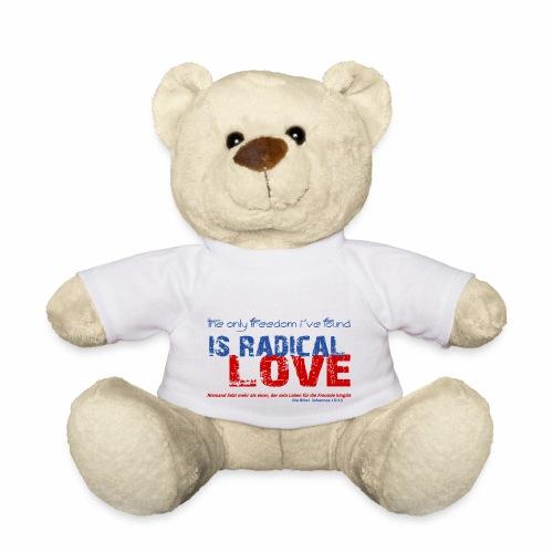 Radikale Liebe blue - Teddy