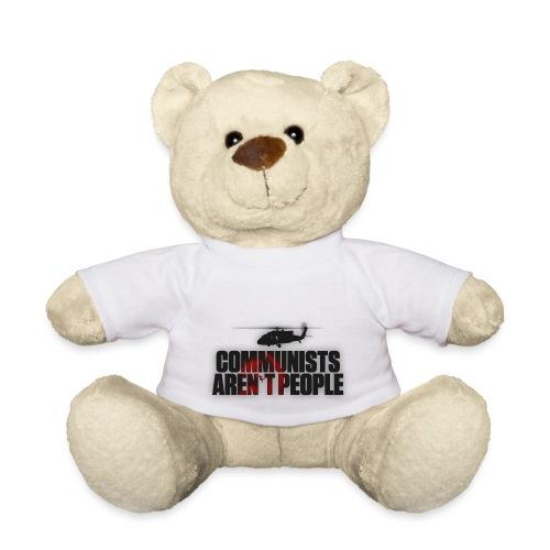 Communists aren't People (No uzalu logo) - Teddy Bear