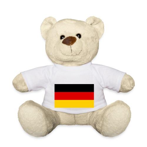 2000px Flag of Germany svg - Teddy
