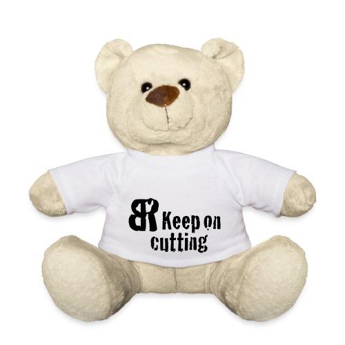 keep on cutting 1 - Teddy