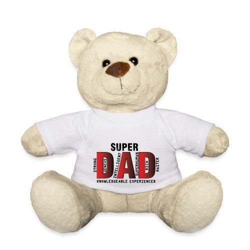 FATHER'S DAY - SUPER DAD DESIGN - Teddy Bear