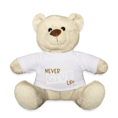 Never Give Up - Nalle
