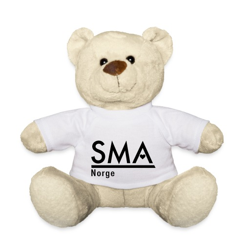 SMA Norge logo - Teddybjørn