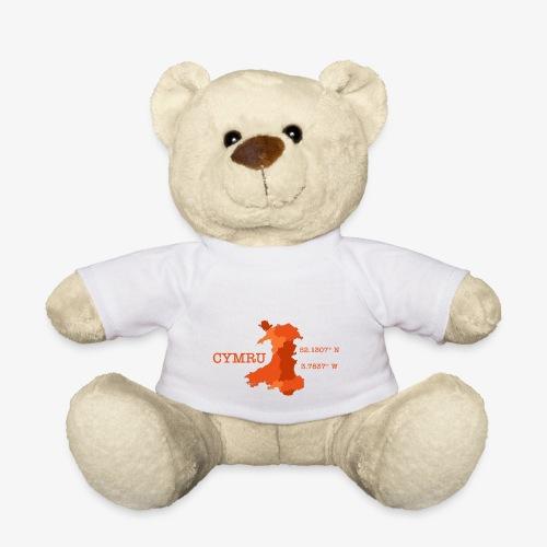 Cymru - Latitude / Longitude - Teddy Bear