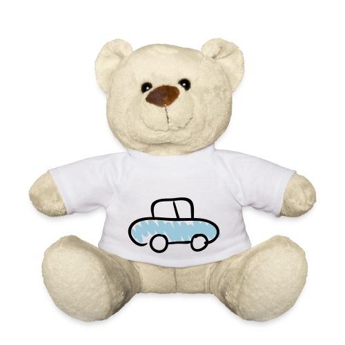 Car Line Drawing Pixellamb - Teddy