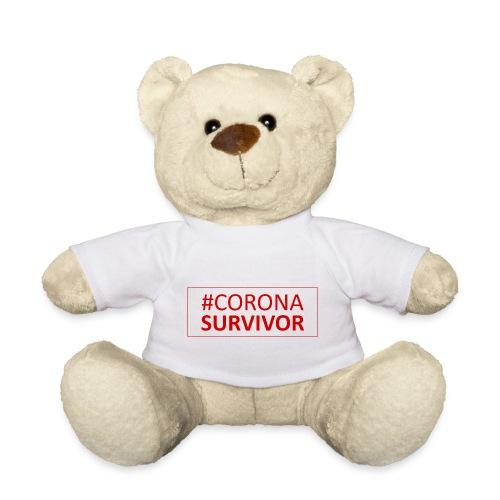 Corona Virus Survivor - Teddy Bear