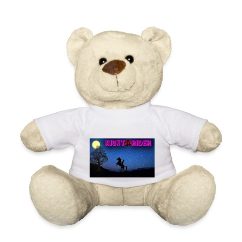 nightrider merch - Teddybjørn