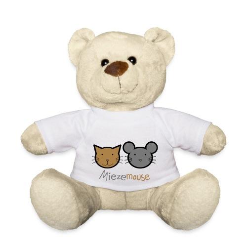 Miezemouse Logo - Teddy