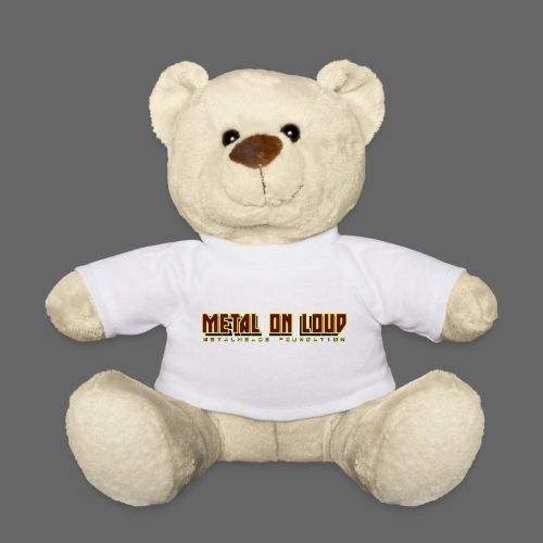 MOL Letter Logo Randy - Teddy Bear