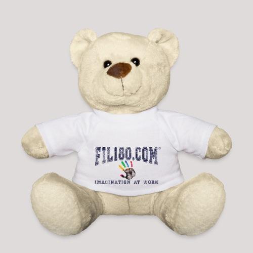 FIL180 HOODY NAVY - Teddy Bear
