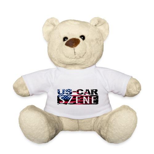 US CAR SZENE LOGO - Teddy