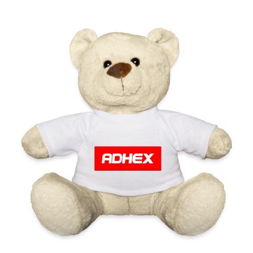 Adhex X Suprim - Osito de peluche