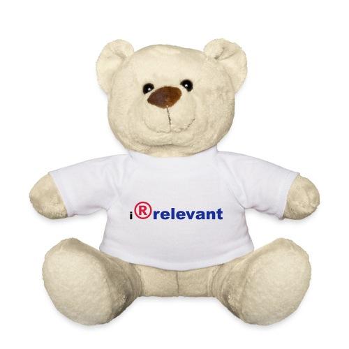 Hollow Fashion Brand i - Teddy Bear