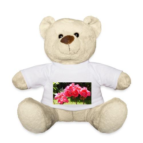 floral - Teddy Bear
