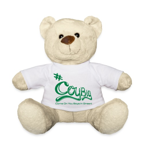 COYBIG - Come on you boys in green - Teddy Bear