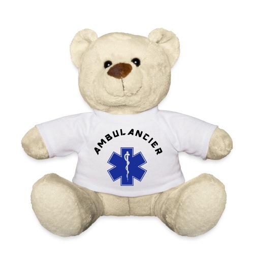 ambulancier logo - Nounours