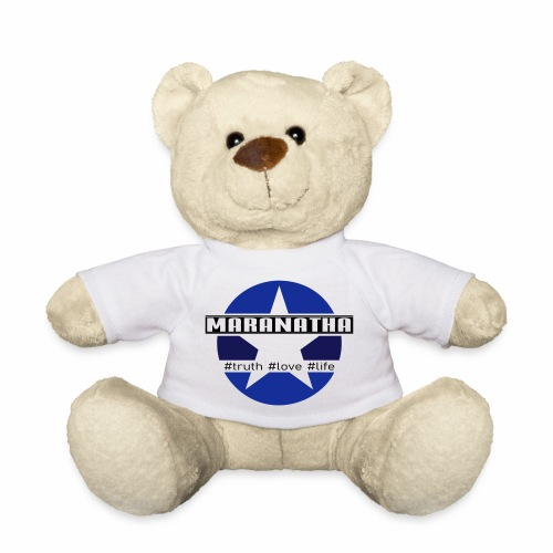 maranatha blau-braun - Teddy