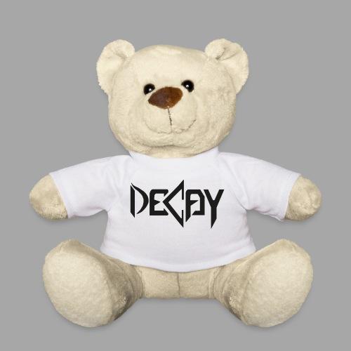Zwart Logo - Teddy