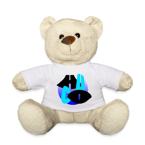 Hugo's logo transparant - Teddy