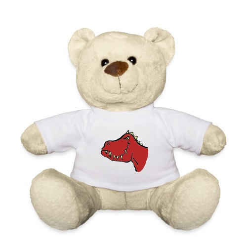 T Rex, Red Dragon - Teddy Bear