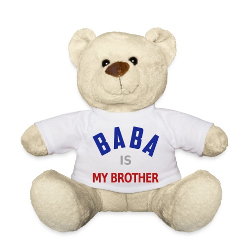 Baba is my brother clr - Nounours