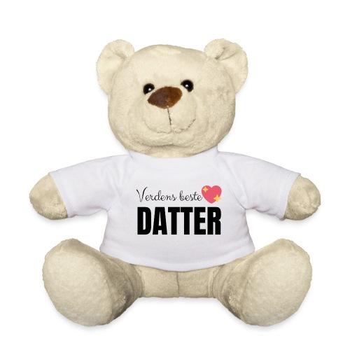 Verdens beste datter - Teddybjørn