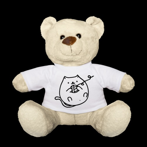 classic fat cat - Teddy