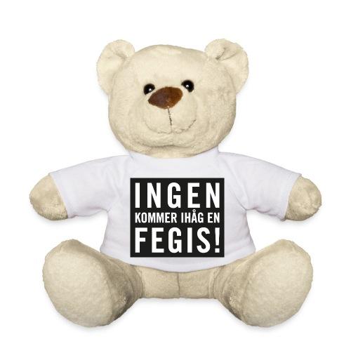 INGEN KOMMER IHÅG EN FEGIS - Nallebjörn