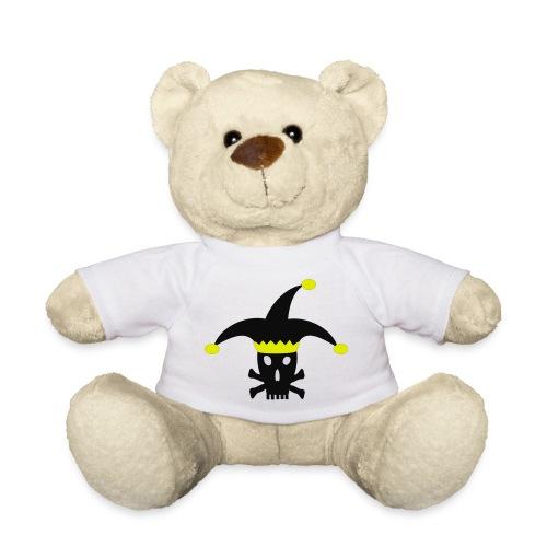 totenkopf narrenkappe - Teddy